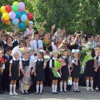 Букеты цветов и шаров :: Татьяна