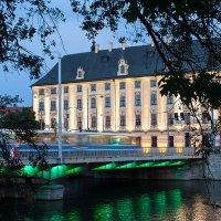 Один из мостов Вроцлава :: Lusi Almaz