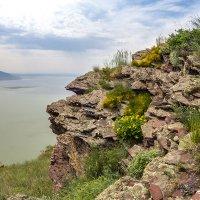 Скала на горе Тепсей :: Сергей Карцев