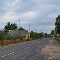 Поселок в Беларуси :: Александр Сапунов