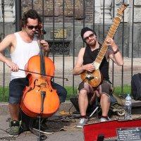 уличные музыканты :: Laryan1