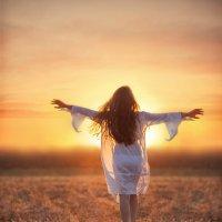 Навстречу солнцу и мечте! :: Лариса
