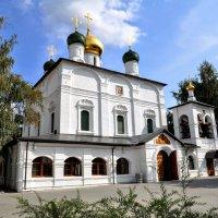 Собор Сретения Владимирской иконы Божией Матери :: Анатолий Колосов
