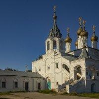 Церковь Воскресения Словущего в Исадах, XVII в. :: Дмитрий Анцыферов