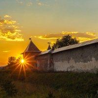 Päikesevarjud päikeseloojangul :: PRoBoF- Feofanen