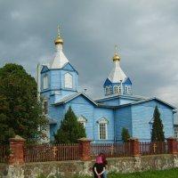 Церковь в Вязыни :: Алёна Сапунова
