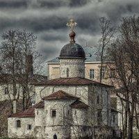Церковь Климента, папы Римского, на Завеличье. :: Виктор Грузнов