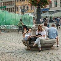 На Соляной площади :: Lusi Almaz