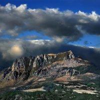 Гора Демерджи в Крыму :: Sergey-Nik-Melnik Fotosfera-Minsk