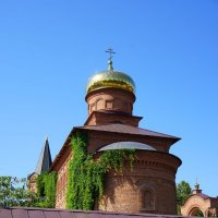 Вход в святую обитель :: Ольга Чистякова