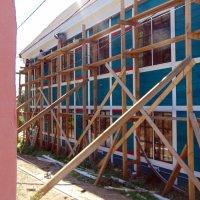 Реконструкция дома. :: Любовь