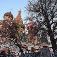 взгляд на Храм :: Олег Лукьянов