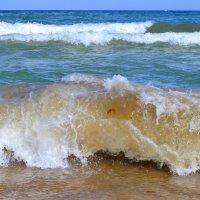 Причуды волны :: Виктор Шандыбин
