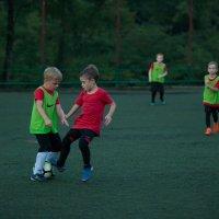 Подрастающее поколение 1 в футболе :: Владислав Лопатов
