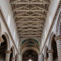 Умбрия. Орвието. Кафедральный собор (Duomo di Orvieto). :: Надежда Лаптева