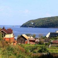 Вид с острова Свияжск :: Ирина Беркут