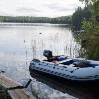 На озере. :: Андрей Зайцев