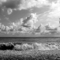 Море волнуется :: Dr. Olver  ( ОлегЪ )