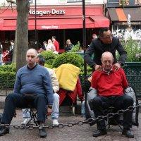 Площадь Контрэскарп, Париж :: ZNatasha -