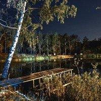 Ночная прогулка. :: Александр Тулупов