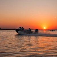 Рыболовное утро в ахромате :: Андрей Селиванов