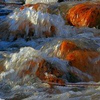 Весенний бег воды :: Николай Масляев