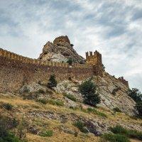 Генуэзская крепость(Судак). :: Александр Рамус