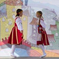 Карело-финский танец :: Виктор Филиппов