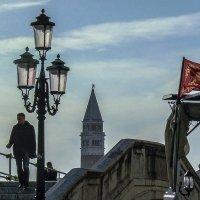 Venezia. Ponte de la Veneta Marina. :: Игорь Олегович Кравченко