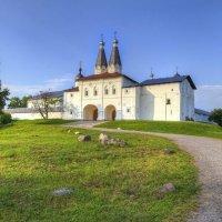 Ферапонтов монастырь :: Константин