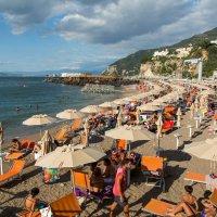 пляжный отдых в италии :: юрий затонов
