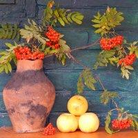 золотые яблочки :: Alisa Koteva