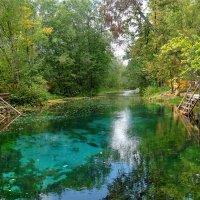 Начало осени на Голубом озере :: * vivat.b *