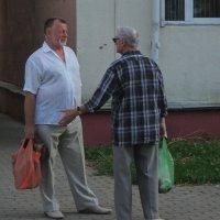 Соседи :: Александр Сапунов