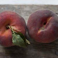 Два персика :: Ольга Винницкая (Olenka)