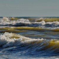 Волны Средиземного моря :: Olcen Len