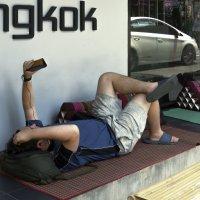 2018, Бангкок (1) :: Владимир Шибинский