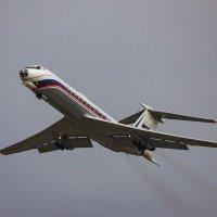 Ту-134АК :: Roman Galkov