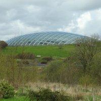 Купол ботанического Сада Уэльса :: Natalia Harries