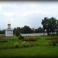 В Николо-Угрешском монастыре. г.Дзержинский :: Евгения Х