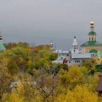 Октябрь во Владимире :: Olcen Len
