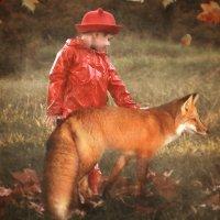 рыжая осень :: валерия -resolute-