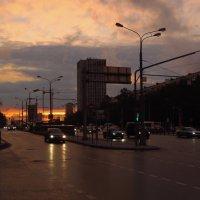 Если весь день шел дождь :: Андрей Лукьянов