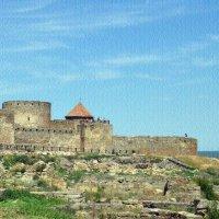 Аккерманская крепость. Белгород-Днестровский :: Татьяна Ларионова