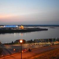 Добрый вечер, Н.Новгород. :: tatiana