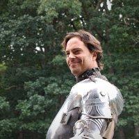 Рыцарь-соискатель № 2 :: Олег Чемоданов