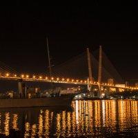 Владивосток, Золотой мост :: Дмитрий