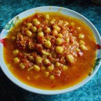 Таматар Чанна-нутовый суп с помидорами. :: Лира Цафф