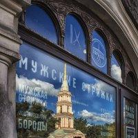 Отражения города(7) :: Игорь Свет