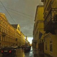 Не прячьтесь от дождя! :: Senior Веселков Петр